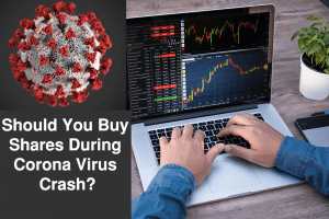 buy shares during corona crash