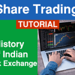History Of Stock Market In India