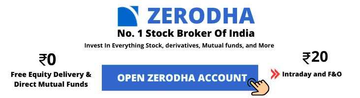 zerodha offer